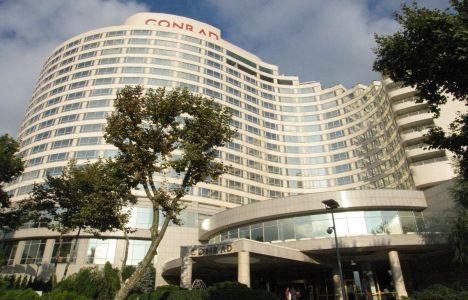 Conrad Hilton Hotel Yenilendi