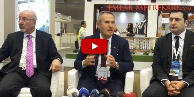 """Süleyman Çetinsaya: """"Teklif gelirse Katar'da proje yapabiliriz"""""""