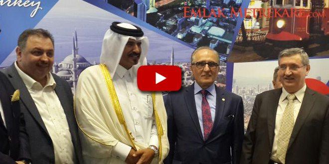 """Aziz Torun: """"Katarlı yatırımcıları Türkiye'ye davet ediyoruz"""""""