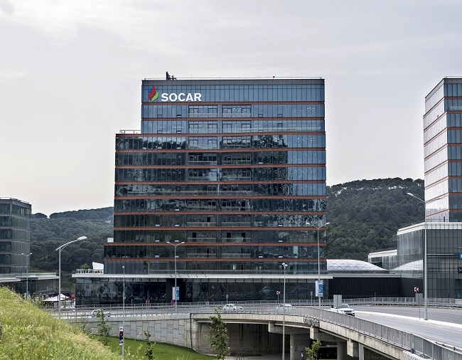 SOCAR Türkiye, Dev Yatırımlarına Yeni Binasından Yön Verecek