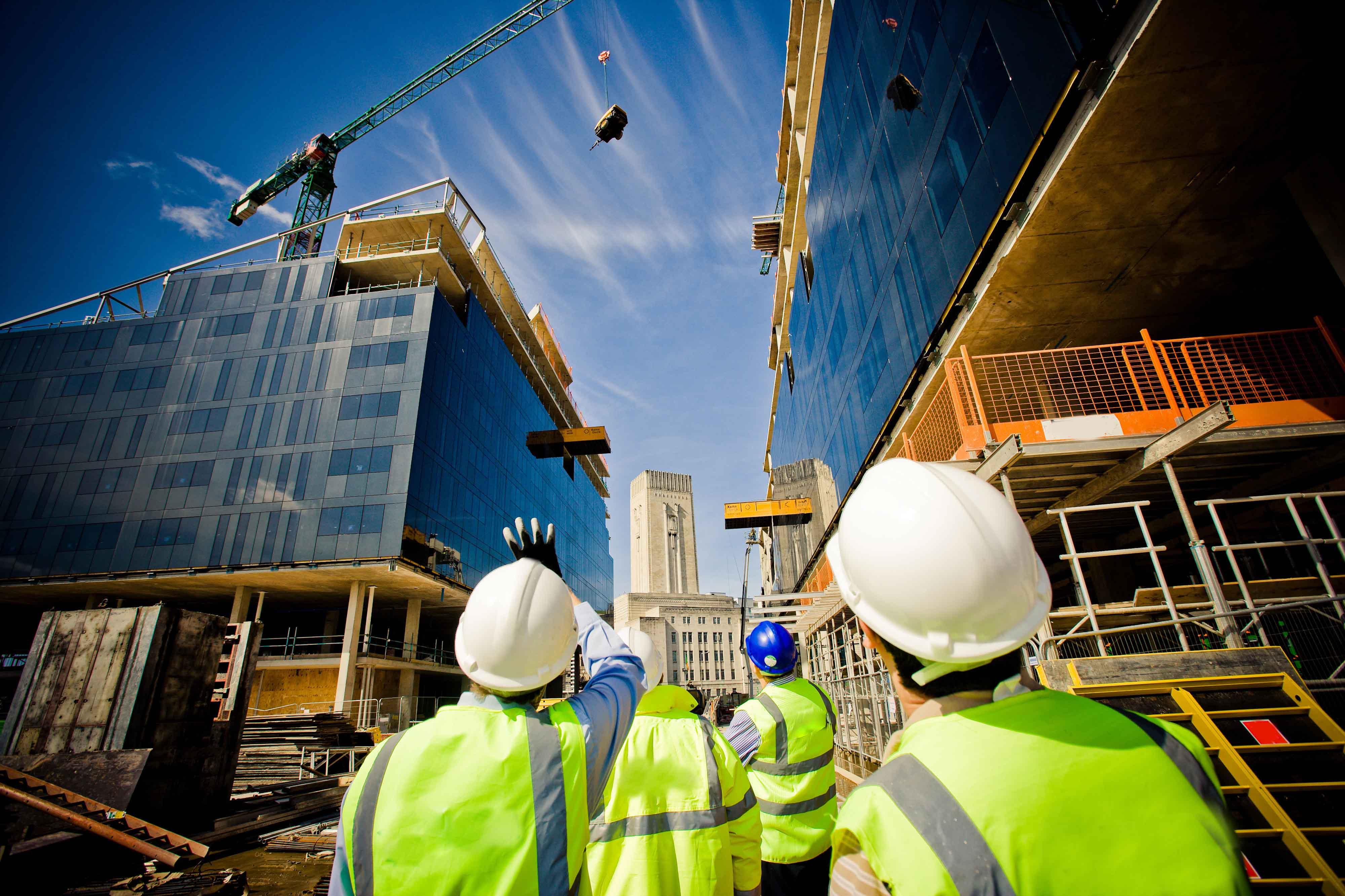 İnşaat sektörü ilk çeyrekte son 4 yılın en yüksek büyüme rakamını elde etti