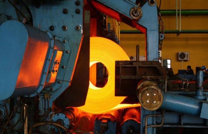 Çelik üretimi yüzde 4,3 arttı