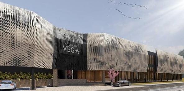 Folkart Vega satış ofisi!