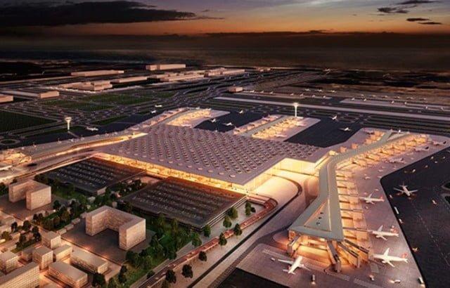 3.havalimanı ulaşım ücretleri ne kadar?