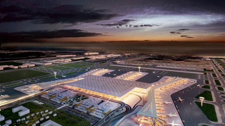 İstanbul Yeni Havalimanı ulaşım ihalesi bugün!