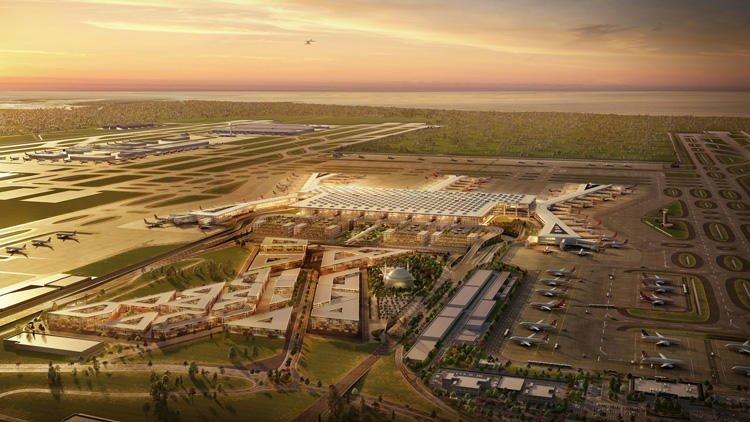 Üçüncü havaalanı ulaşım ihalesi iptal edildi!