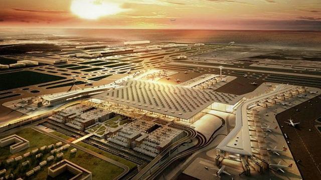 Yeni havalimanı eğitimde de rekor kırdı