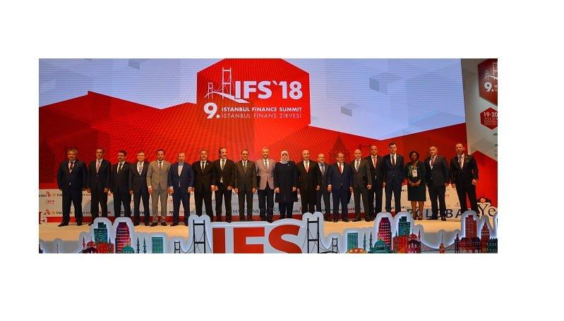 9. IFS'18'de küresel ticarete ve sanayinin finansmanına dikkat çekildi!