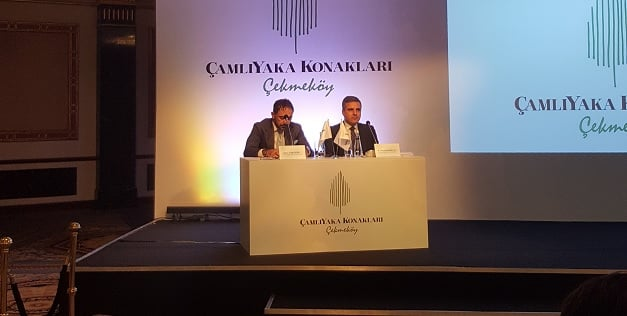 Ege Yapı Çamlıyaka satışa çıktı! 2 milyon 100 bin TL'den başlayan fiyatlar!