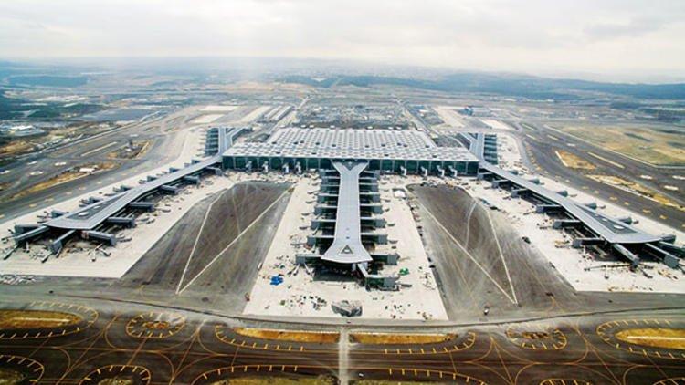 Yeni Havalimanı'nda otopark 2 ay ücretsiz otobüs yüzde 50 indirimli!