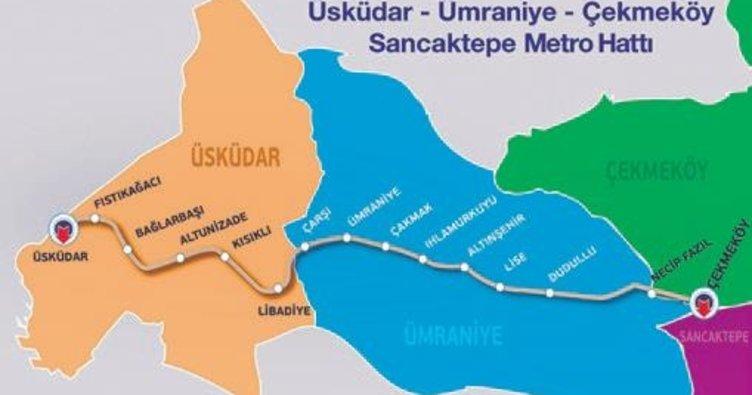 Çekmeköy metrosu ne zaman açılıyor?