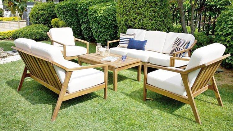 KDV indirimleri, bahçe mobilyasına talebi arttırdı