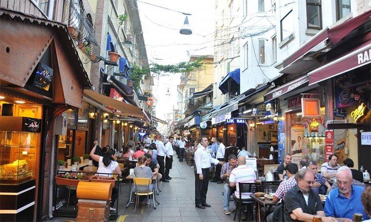 Son 6 Ayda En Fazla Kadıköy'de Ev Arandı
