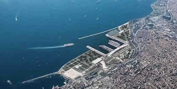 Yenikapı kruvaziyer limanı ile yılda 800 bin turist hedefleniyor!