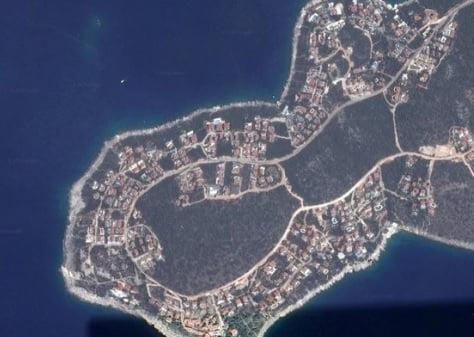 Antalya'da kaçak yapı avı!