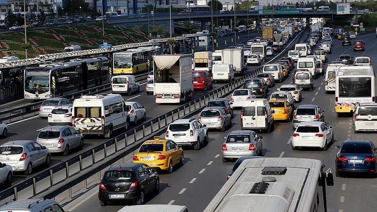 İşte İstanbul yeni taksi dolmuş hatları!