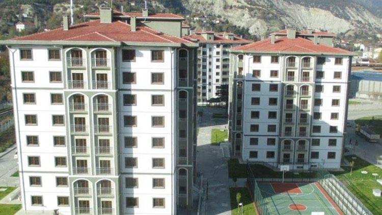TOKİ'nin sosyal konutları için 621 bin başvuru yapıldı!