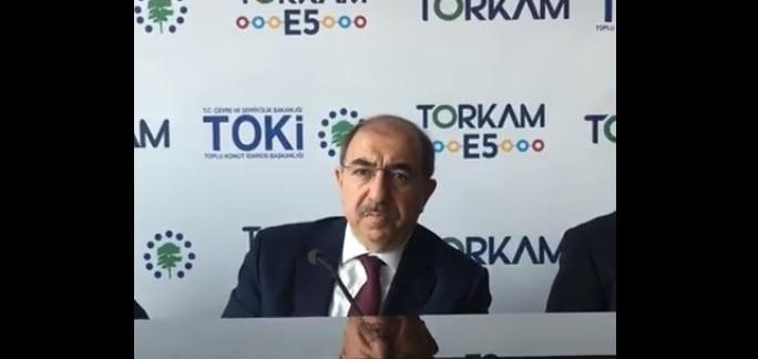 TOKİ Başkan Yardımcısı Özçelik'ten son dakika açıklaması!