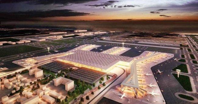 İstanbul Havalimanı Büyükçekmece'de konut fiyatlarını 1 yılda %8.95 artırdı