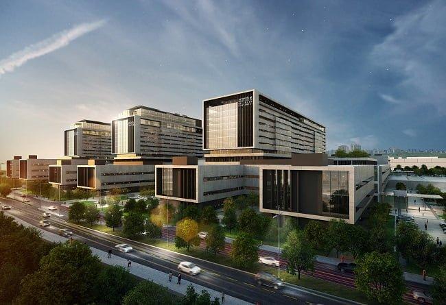 Başakşehir Şehir Hastanesi Rekor Sürede Tamamlanacak!