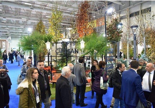 Yeşil Yapılar İçin Yenilikçi Peyzaj Çözümleri Flower Show İstanbul'da!